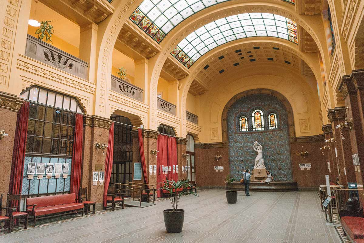 A visit to Gellért and Széchenyi thermal baths in Budapest