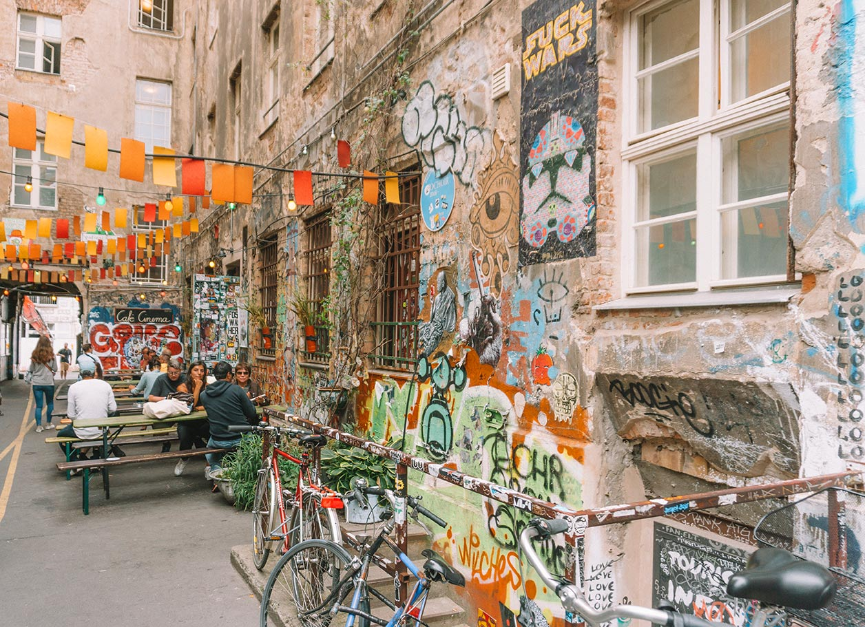 How to spend a weekend in Berlin   Travel Blog   Things to do   street art