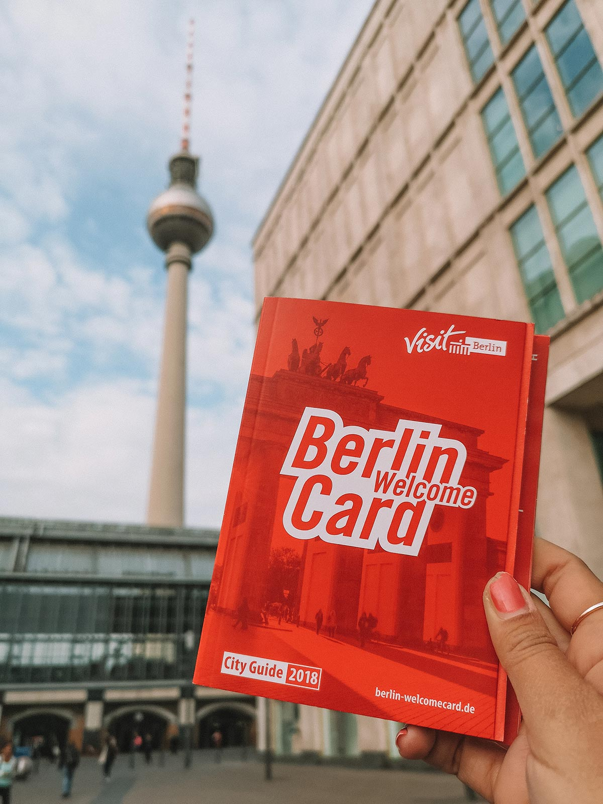 How to spend a weekend in Berlin   Travel Blog   Berlin Welcome card