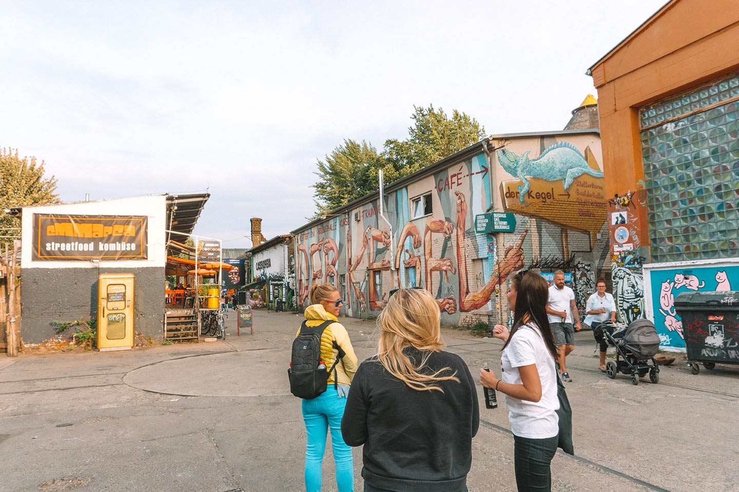 How to spend a weekend in Berlin   Travel Blog   Things to do   secret food tours
