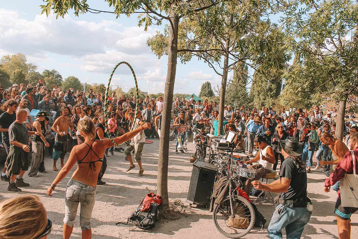 How to spend a weekend in Berlin   Travel Blog   Things to do   Sunday Mauerpark