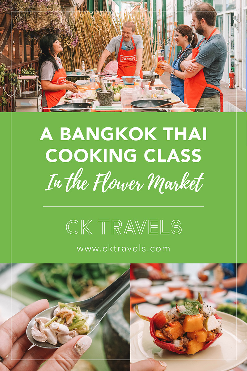 A Thai cookery class 'with a twist' in Bangkok's flower market Travel blog
