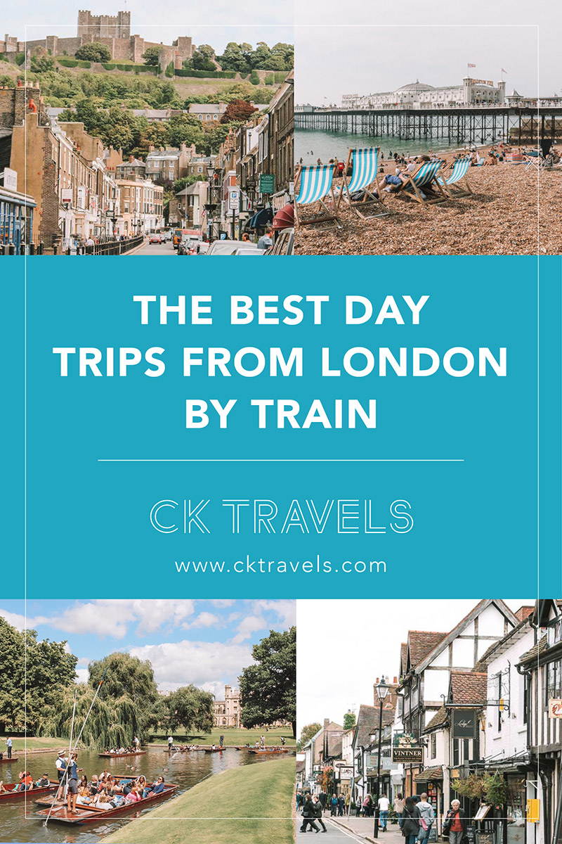 The best day trips from London by train travel blog