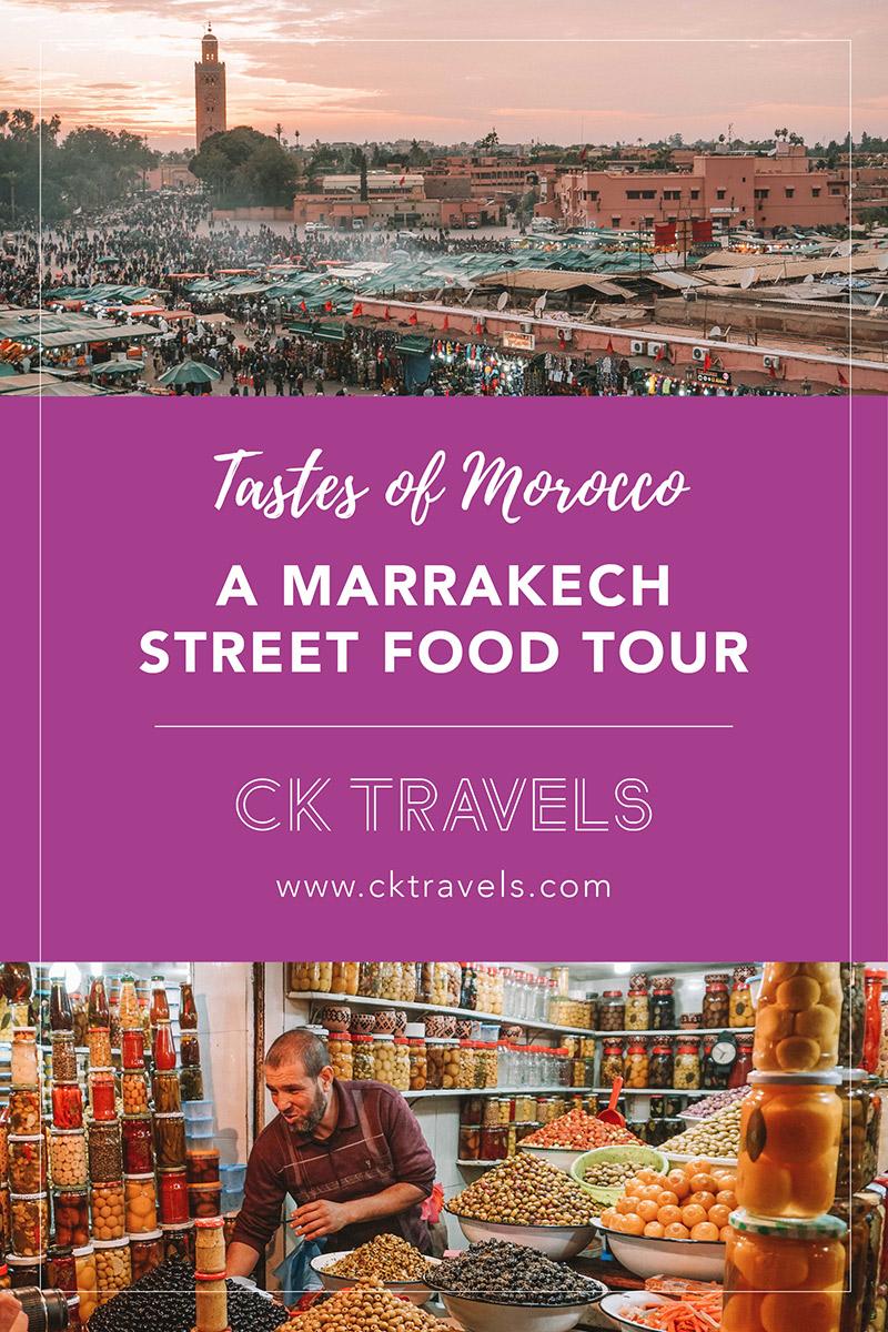 Tastes of Morocco - a Marrakech street food tour Travel blog