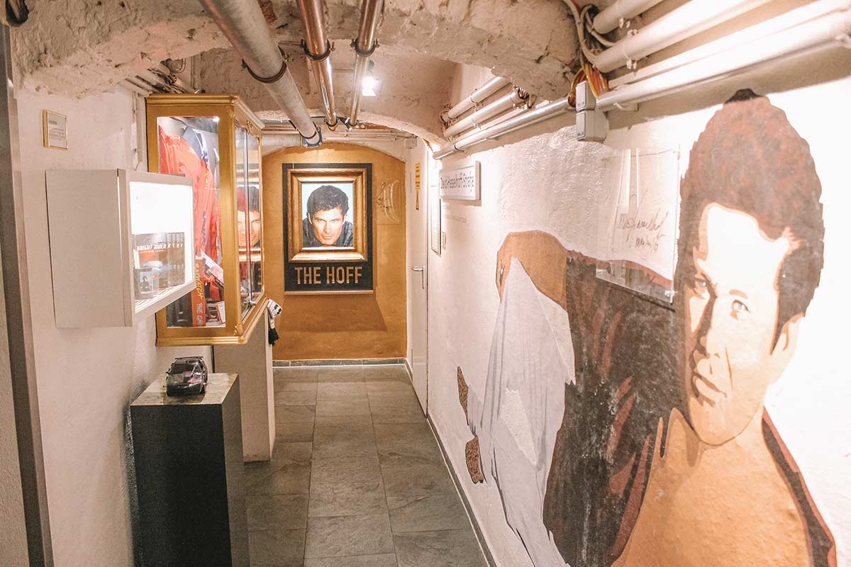 How to spend a weekend in Berlin   Travel Blog   David Hasselhoff museum