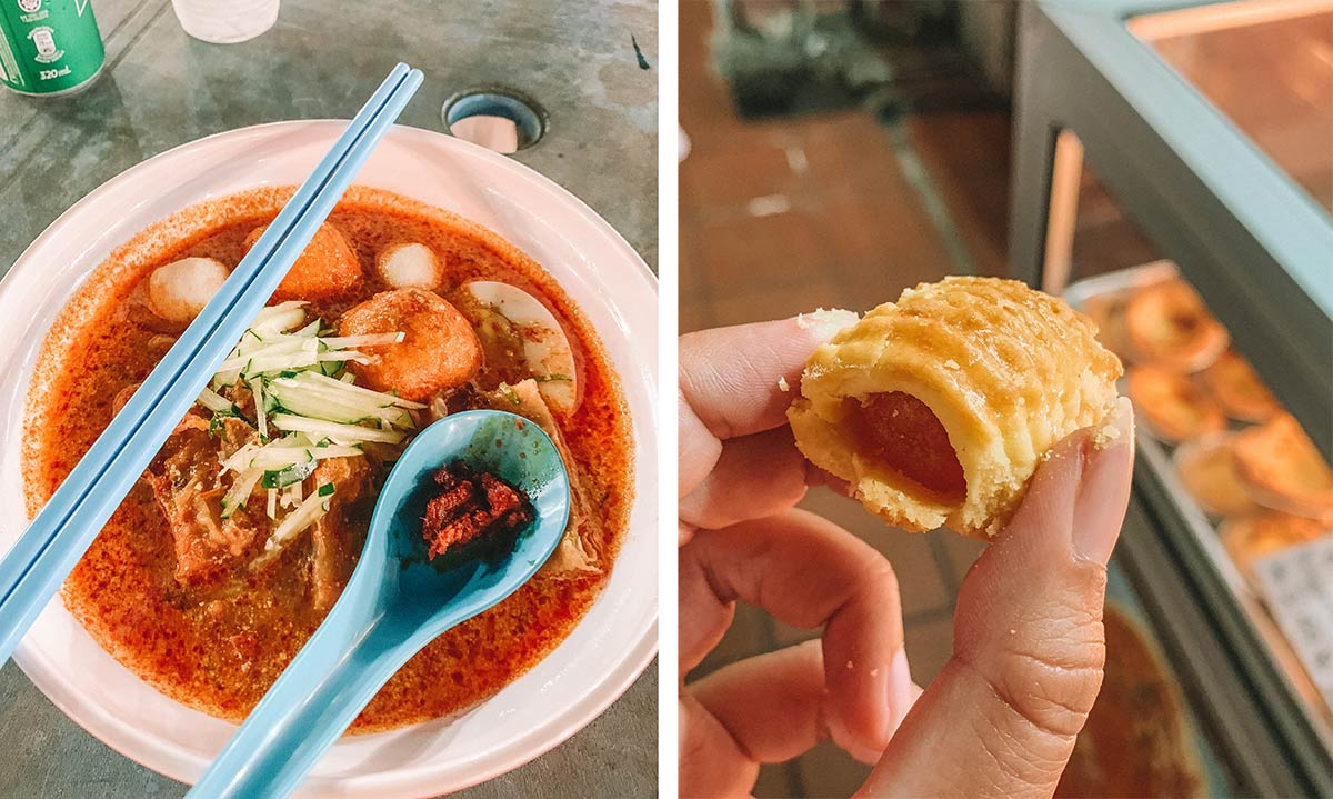 Top things to do in Melaka / Malacca Malaysia | blog post | local food