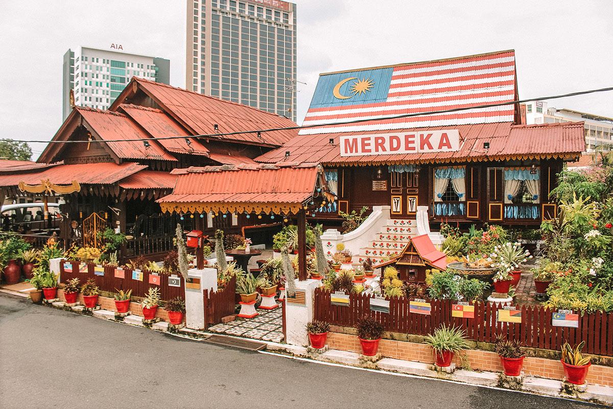 Top things to do in Melaka / Malacca Malaysia | blog post | Kampung Morten