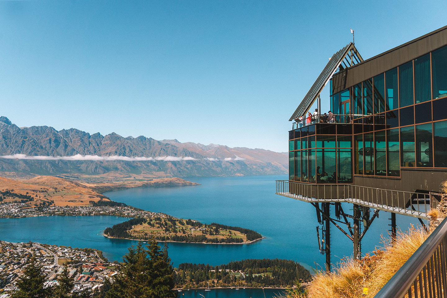 The ultimate guide -  things to do in Queenstown, New Zealand blog post