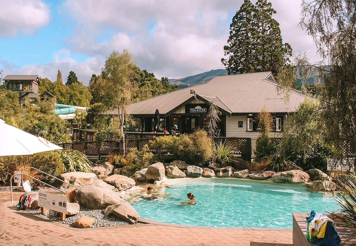 How to spend a day in Hanmer Springs, New Zealand   things to do   blog post