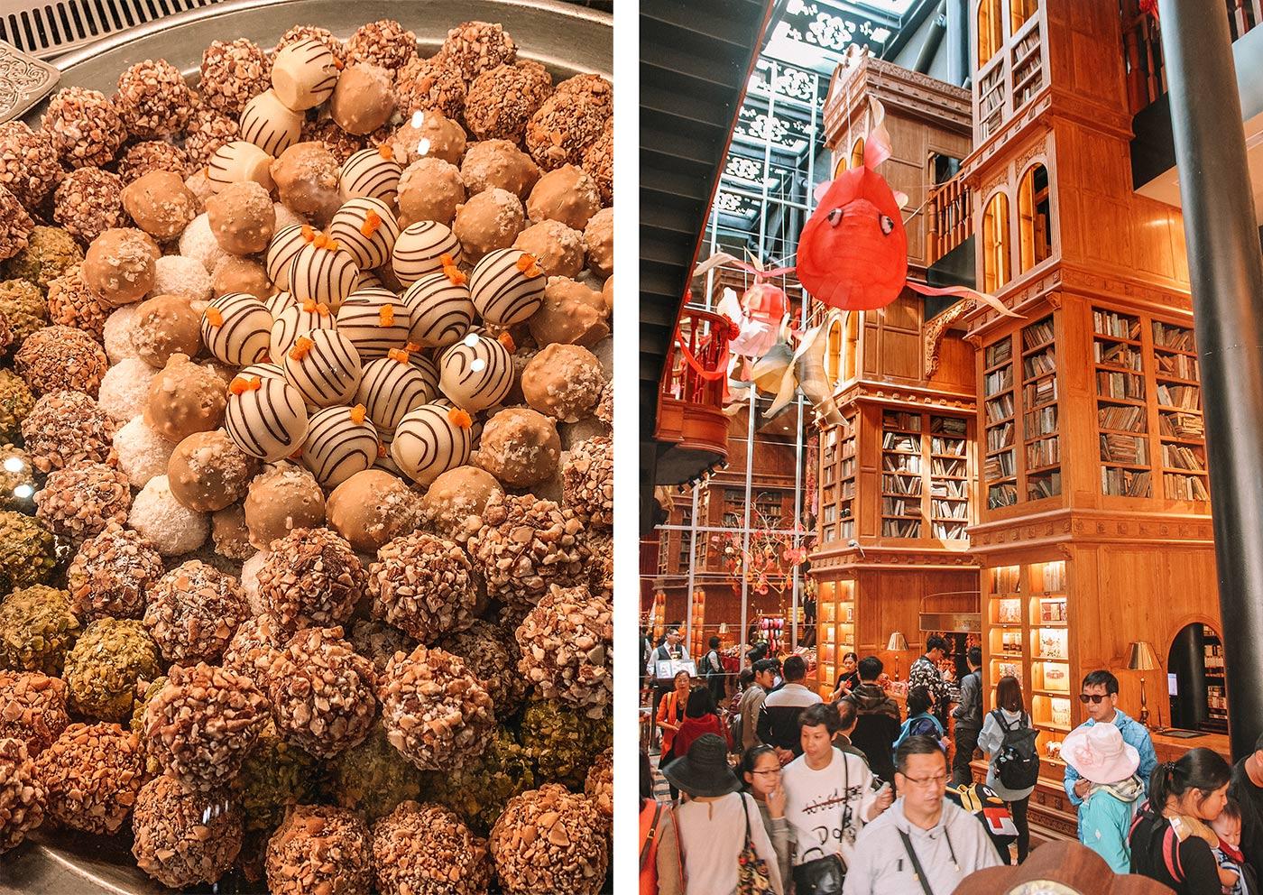 Things to do in Taichung, Taiwan blog post miyahara