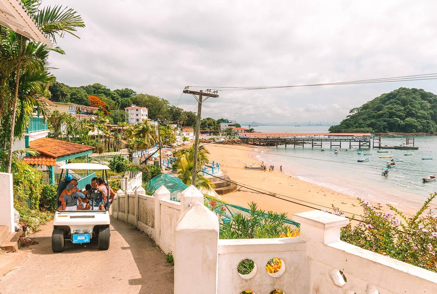 A guide to Taboga Island in Panama City