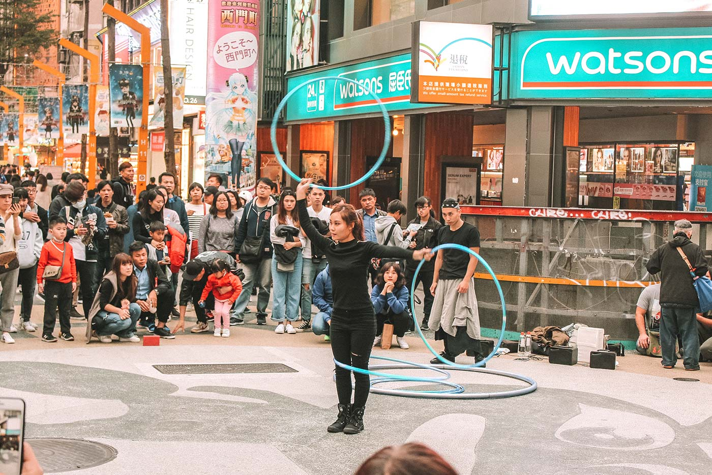 Things to do in Ximending in Taipei, Taiwan blog post