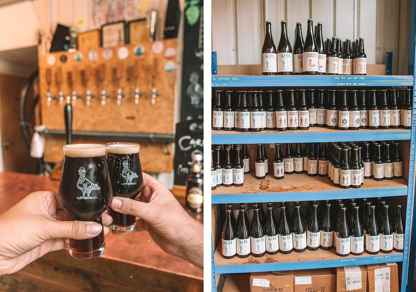 Bermondsey beer mile | Anspach & Hobday Brewery
