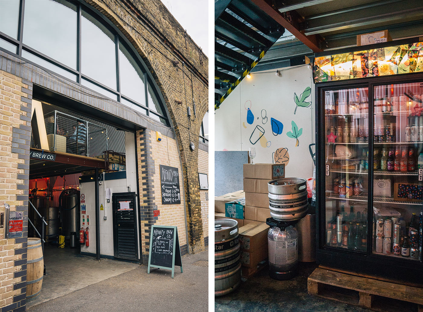 Bermondsey beer mile | Affinity Brewing Company