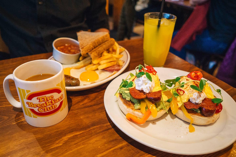 Things to do in London Bridge - Breakfast club
