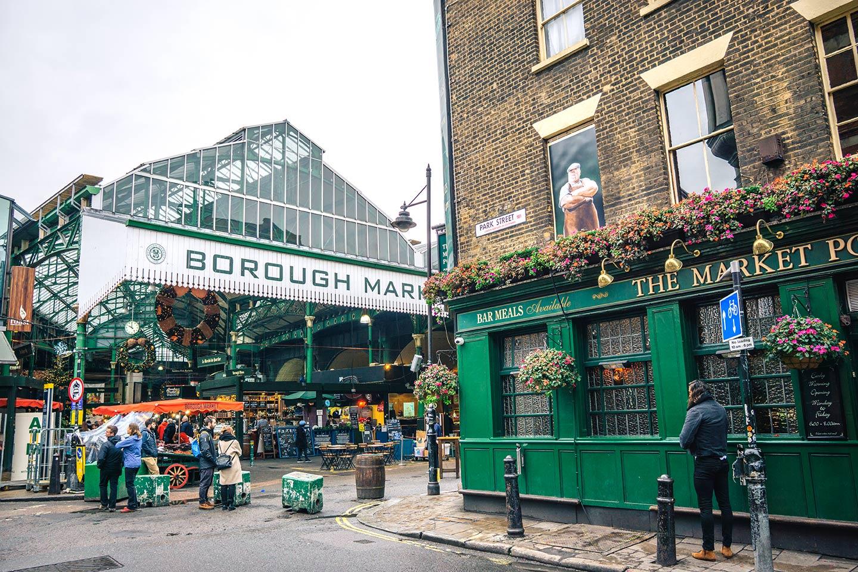 Things to do in London Bridge   Borough Market