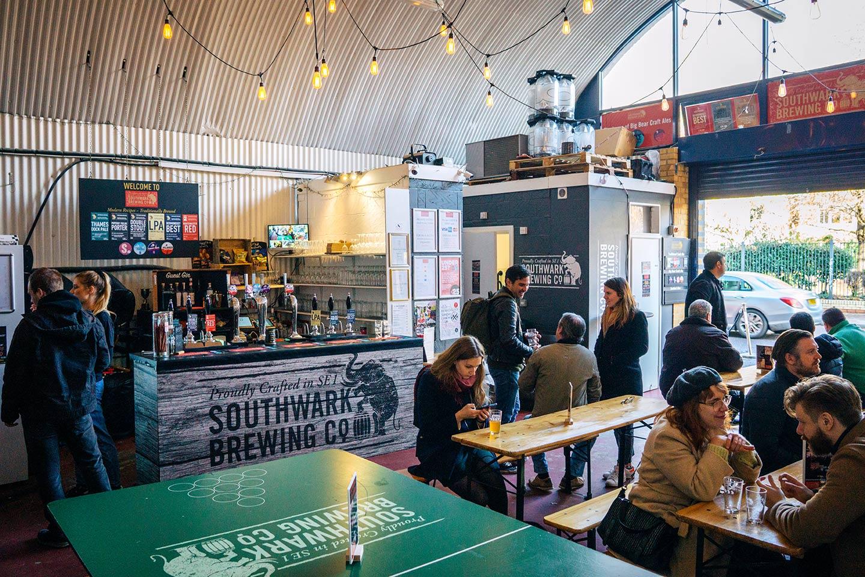 Bermondsey beer mile | Southwark Brewing Company