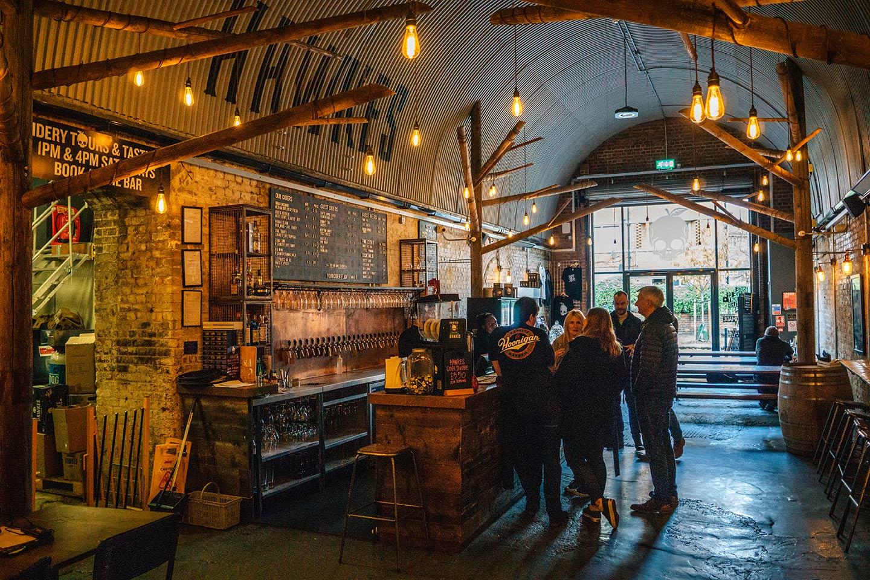 Bermondsey beer mile | Hawkes Cidery & Taproom