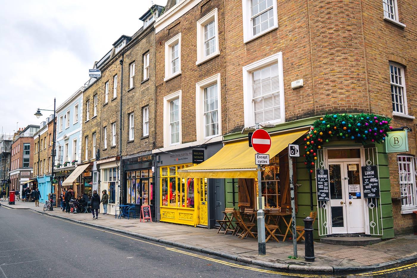 Things to do in London Bridge   Bermondsey Street