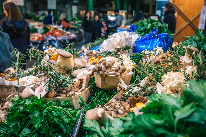 guide to Borough market food market London Bridge blog