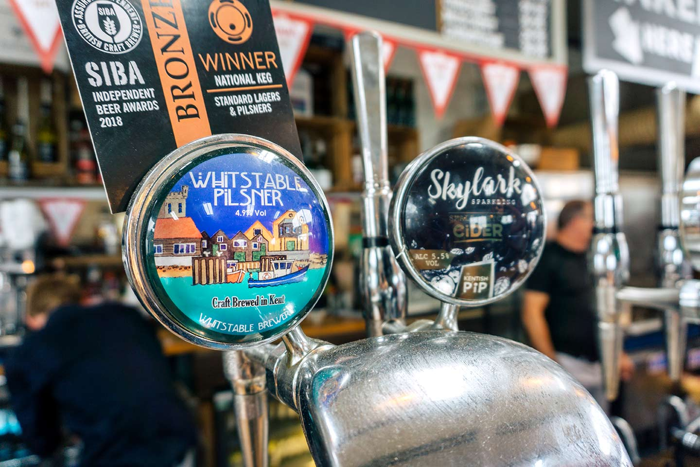 whitstable beer