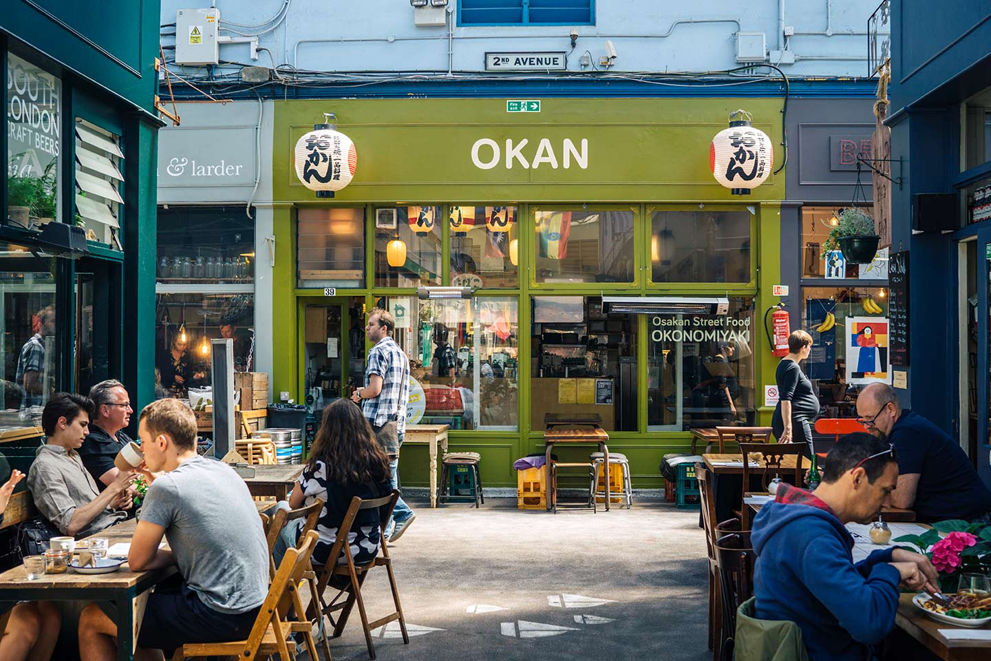 Okan Brixton Village - Top things to do in Brixton, South London