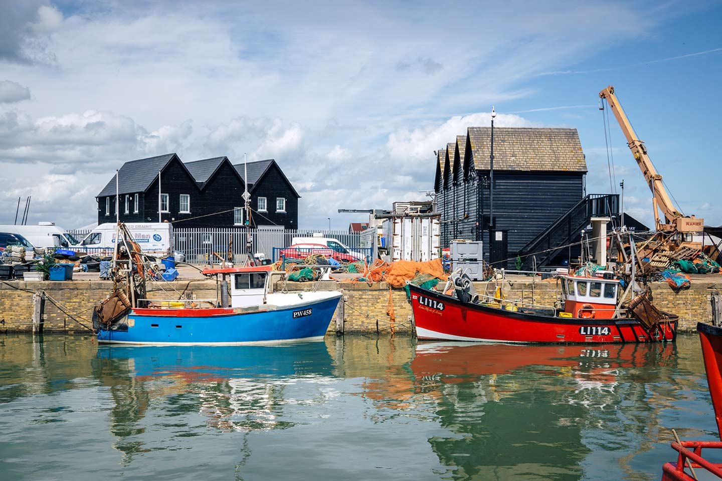 Things to do in Whitstable - a day trip from London blog post