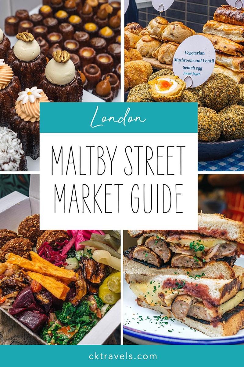 Maltby Street Market, Bermondsey, London | travel blog guide