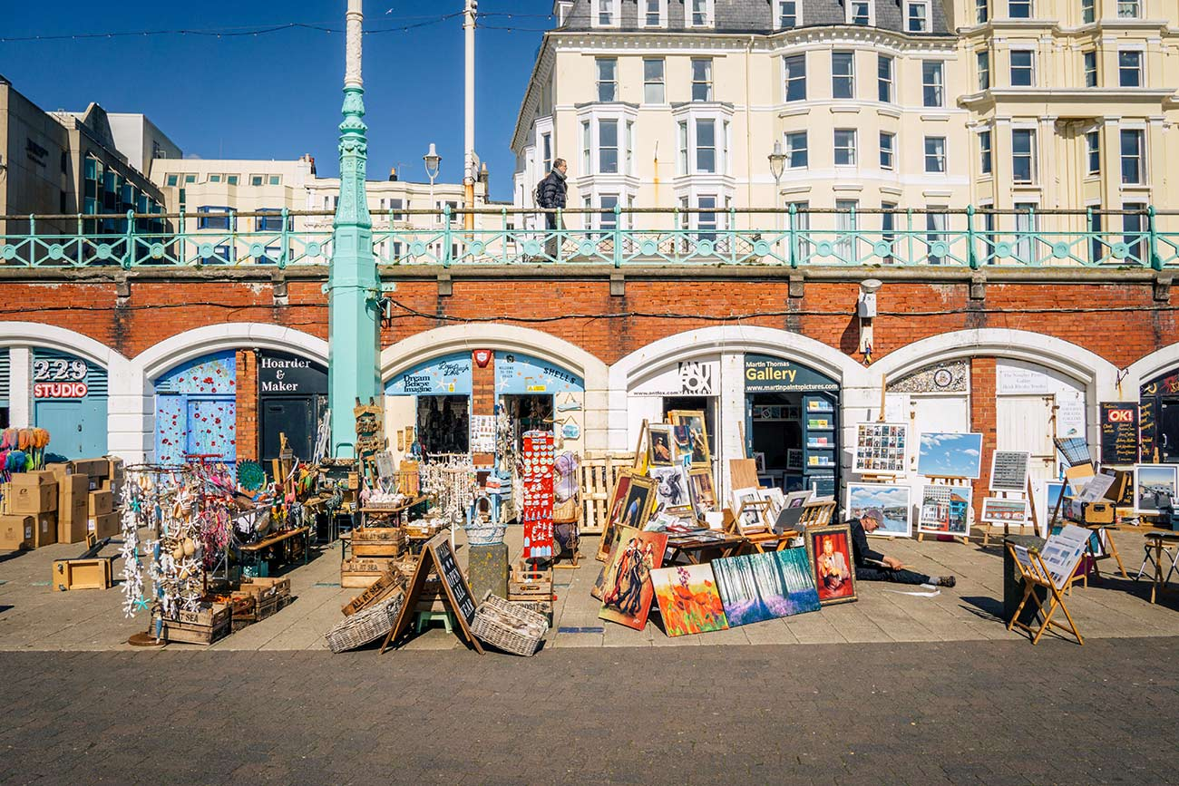 Things to do in Brighton - a day trip from London