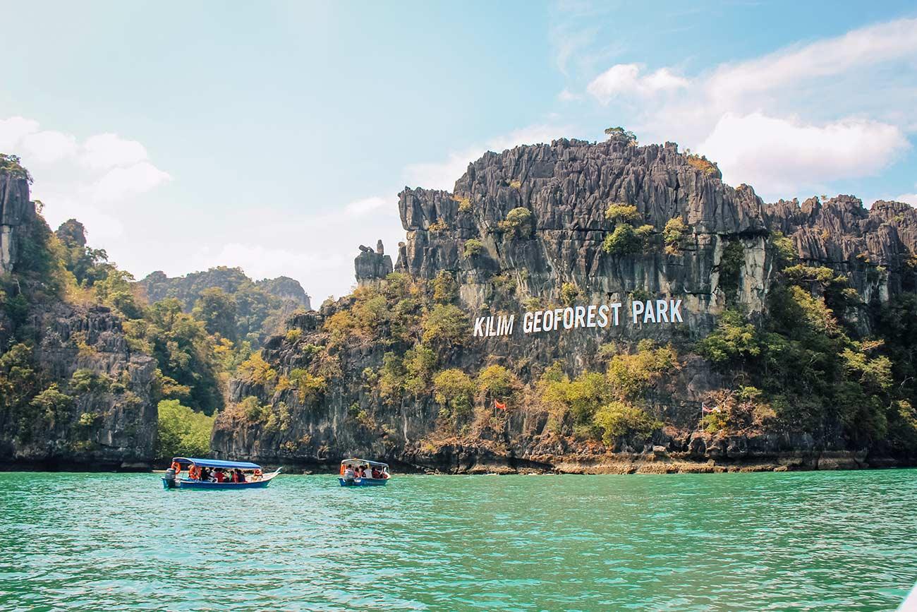 Kilim Geoforest park in Langkawi Malaysia - 2 week Malaysia itinerary
