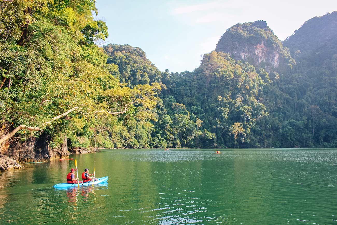 Pulau Dayang Bunting island Langkawi Malaysia