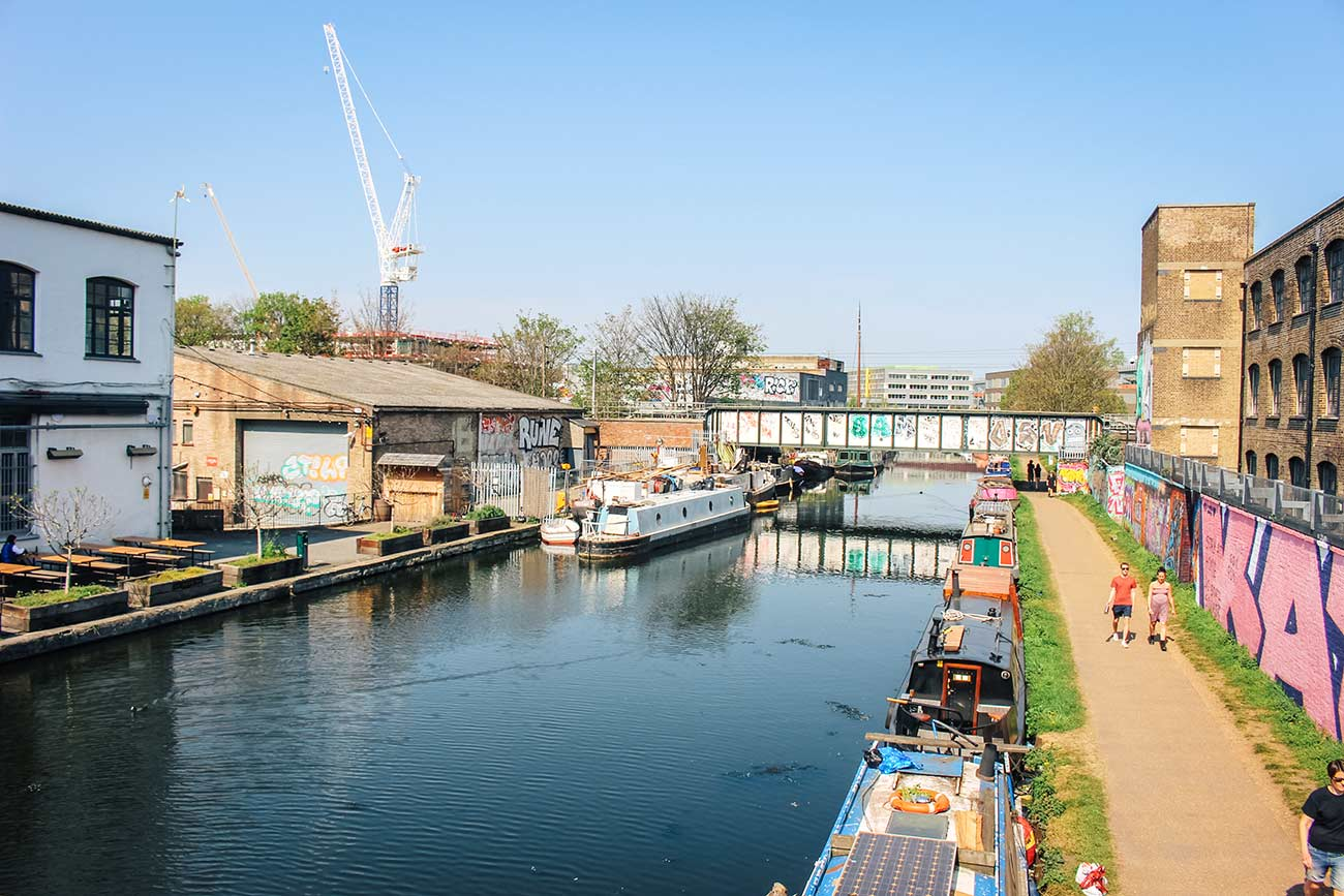 Things to do in Hackney Wick, East London