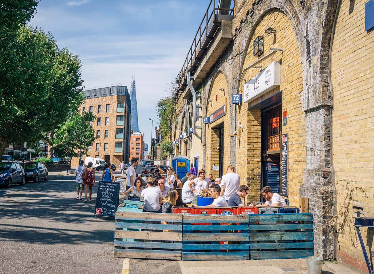Bermondsey Beer Mile in London - the ultimate guide