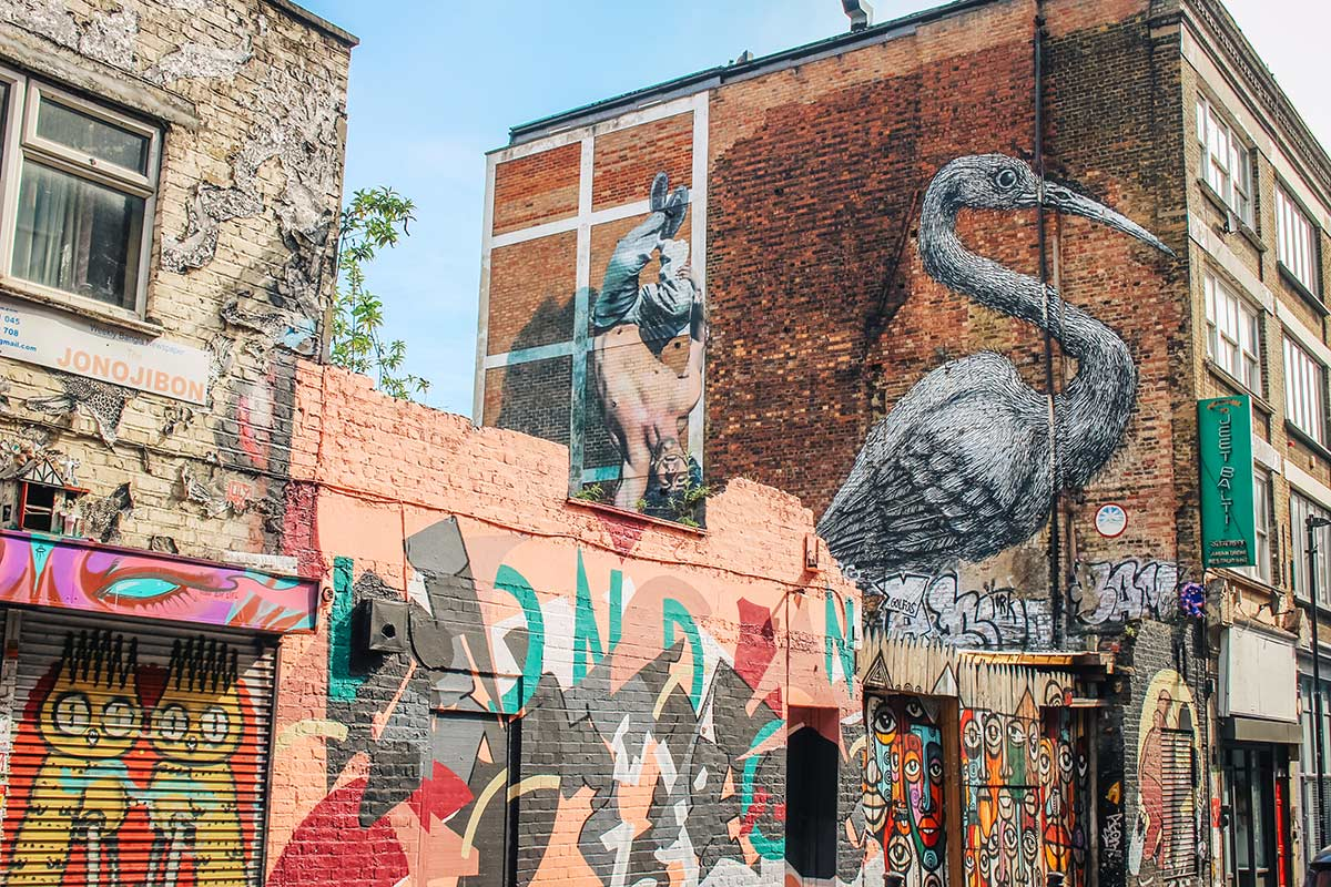 Things to do in East London - travel guide