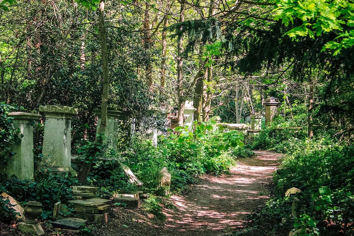 Abney Park Cemetery Walk