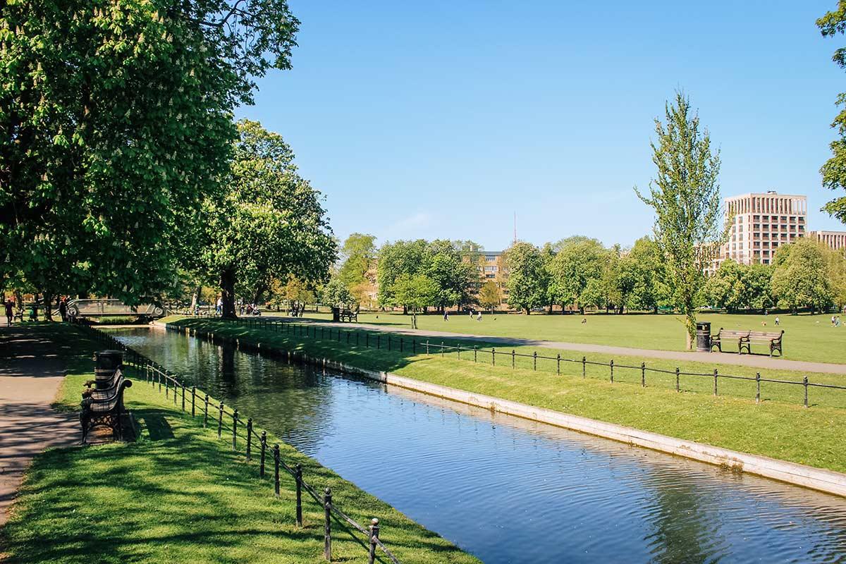 Clissold Park Stoke Newington