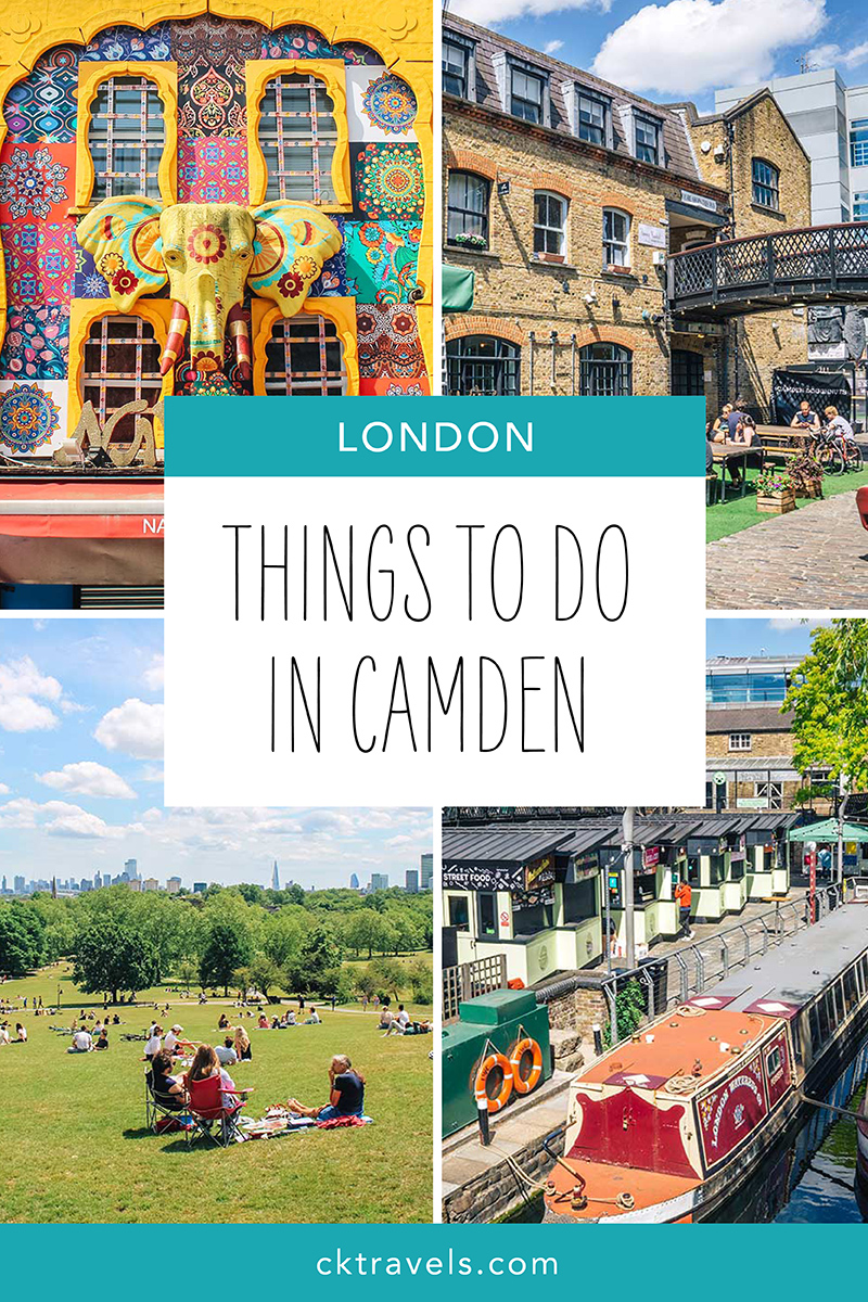 Things to do in Camden Town