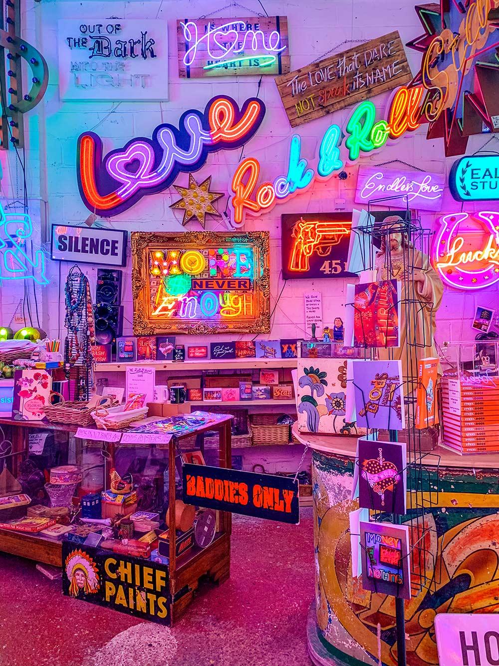 God's Own Junkyard - London's neon nirvana