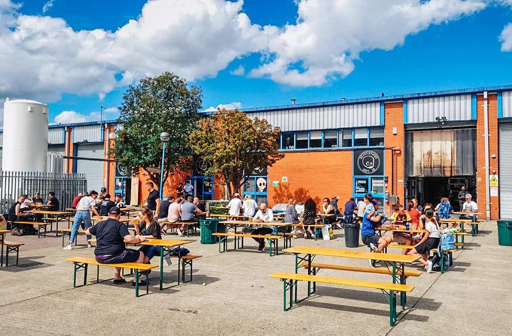 beavertown brewery taproom tottenham london