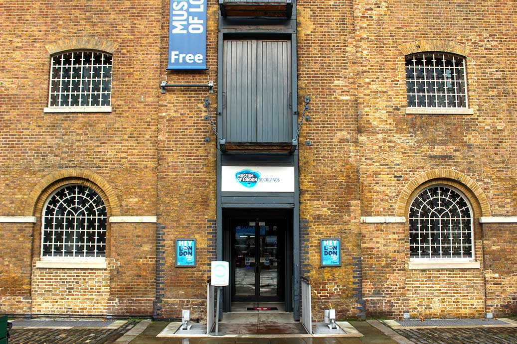 Things to do in Canary Wharf and Docklands, London - MUSEUM OF LONDON