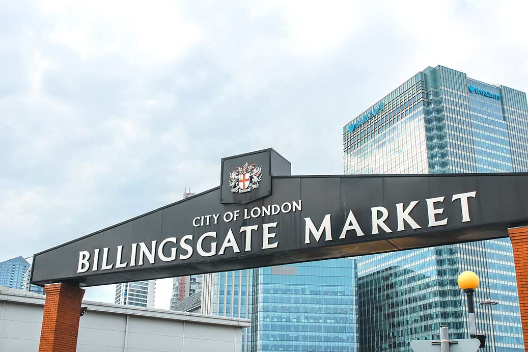 Things to do in Canary Wharf and Docklands, London - Billingsgate market