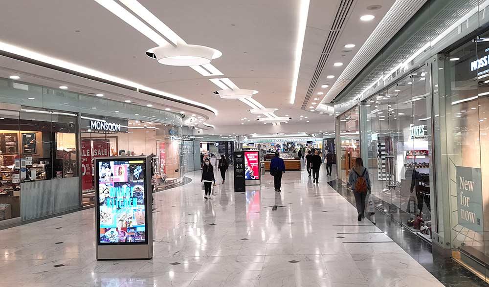 Canary Wharf Malls
