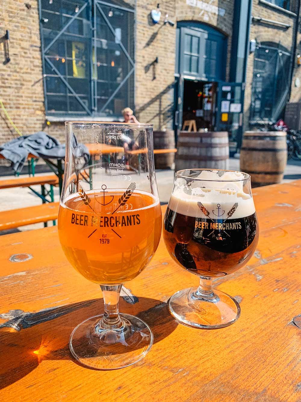Beer Merchant's Tap Hackney Wick