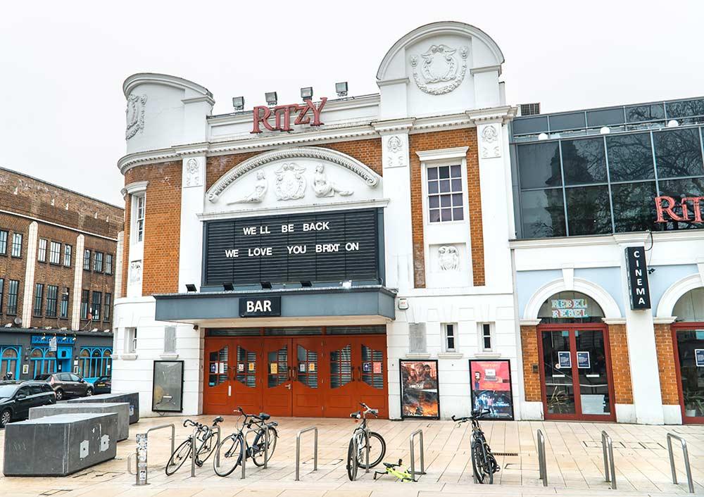 Ritzy Picturehouse Cinema Brixton